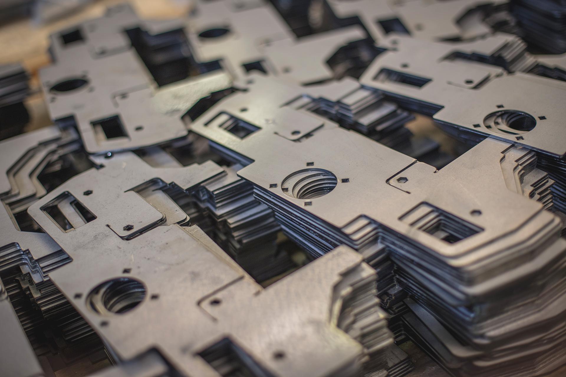 Nanni Ottavio Savignano sul Rubicone taglio laser lamiera materiali